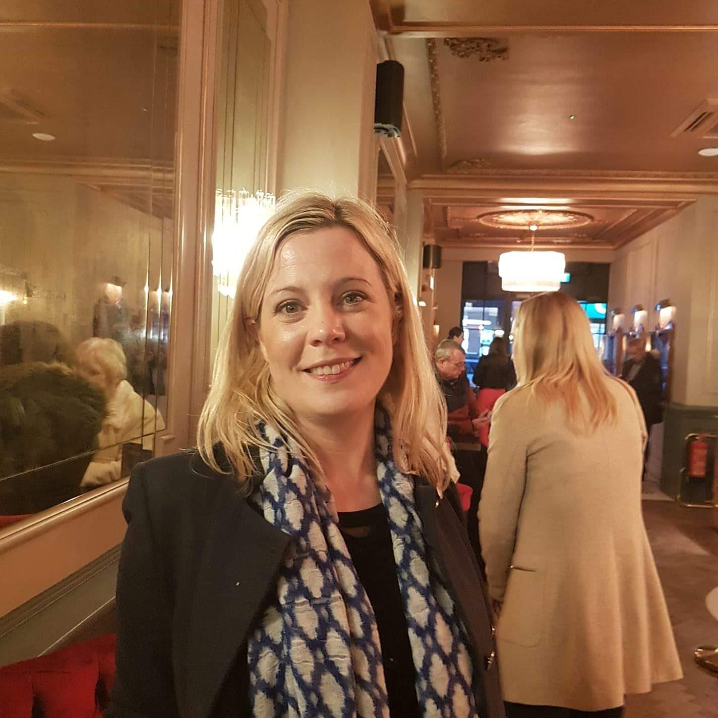 Caitríona Ní Chléirchín Poet Monaghan